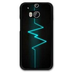 Harga Y M Cell Phone Case Untuk Htc M8 Gaya Sederhana Pola Multicolor Tiongkok