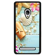 Y & M Cell Phone Case untuk ASUS ZenFone 5 Bagus Conch Pola (Multicolor)