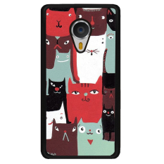 Y&M Cute Cartoon Animals Meizu MX4 Pro Phone Cover (Multicolor) - intl