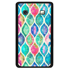 Y & M Fashion Indah Bunga Karton Pola Phone Case untuk BlackBerry Z10 (Multicolor)-Intl