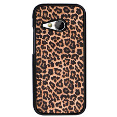 Y & M Fashion Indah Leopard Grain Karton Pola Phone Case untuk HTC Desire 816 (Multicolor)-Intl