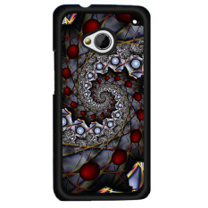 Y&M Fashion Elegant Carton Phone Case for HTC one X(Multicolor) - intl