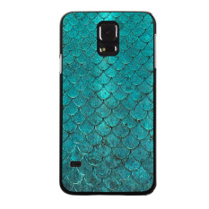 Y & M Fashion Elegan Populer Air Ikan Karton Pola Phone Case untuk Samsung Galaxy J7 (Biru) -Intl