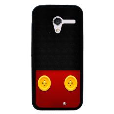 Y & M Plastik Keras Case untuk Motorola Moto X (Multicolor)