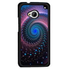 Y & M Hard Plastik Phone Case untuk HTC ONE X (Multicolor)
