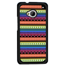 Y&M Hard Plastic Phone Case for HTC one X (Multicolor)
