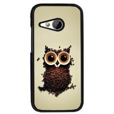 Y&M Hot Sale Unique Designer Owl Phone Case for HTC One M8 Mini(Multicolor) - intl
