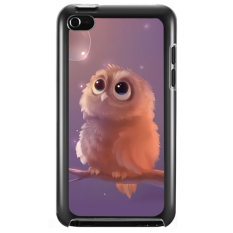Y & M IPod Touch 4 Cell Phone Case Burung Kecil Yang Lucu Pola (Multicolor)-Intl