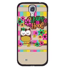 Toko Y M Lucu Burung Hantu For Kasus Bunga Samsung Galaxy Mega 6 3 Hitam Y M Online