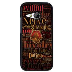 Y & M Plastik Fashion Cool Lion Karton Pola Phone Case untuk HTC Desire 816 (Multicolor) -Intl