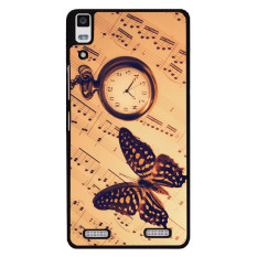 Y&M Popular Music World Carton Phone Case for Lenovo A6000(Multicolor) - intl
