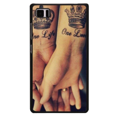 Spesifikasi Y M Satu Cinta Satu Kehidupan Melalui Telepon For Case Blackberry Z10 Hitam