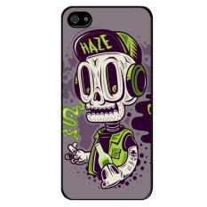 Cara Beli Y M Tengkorak Kepribadian Pola Kartun For Menutupi Case Iphone 5 5 S Aneka Warna