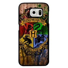 Y & M Woolden Light Logo Phone Case untuk Samsung Galaxy S5 Aktif (Hitam)-Intl
