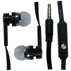 Yarden Mega Bass Headsfree Sound Only Excellent Sound Quality With Mic - Hitam