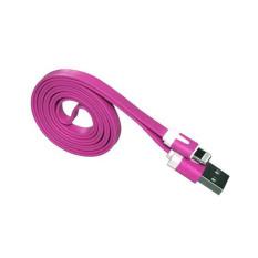 3 M Mie USB Data Kabel Charger Untuk Iphone 5/5C/5S/6/6 Plus/ipad 4 Mini Naik Merah YBC - Internasional