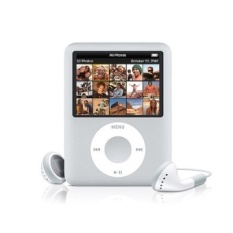 YBC 4 GB MP4 Player Media Player Warna Layar LCD USB FM Radio Video (Perak)-Intl