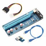 Toko Ybc 60 Cm Pcie 1 X Untuk 16 X Pci Check Riser Card Untuk Miner Mesin Overcurrent Protection Termurah