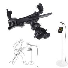 YBC Mount Penyangga Mikrofon untuk iPad 7 Sampai 11 Inci iPad Air 5 4 3 2 Samsung