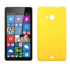 YBC Baru Puding Scrub Case Pelindung Penutup untuk Microsoft Nokia Lumia 535