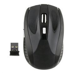 Spesifikasi Ybc Optik Mouse Nirkabel With Usb 2 Receiver For Pc Laptop Hitam