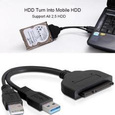 Diskon Produk Ybc Usb 3 Untuk 2 5 Inch Sata Hard Drive Kabel Adapter Untuk Ssd Hdd
