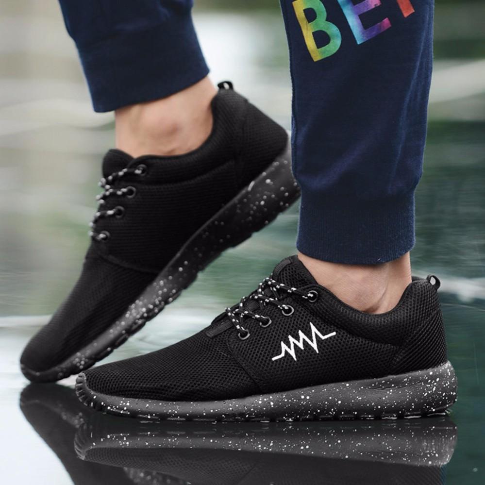 Yealon Menjalankan Sepatu untuk Pria Sneakers Wanita Olahraga Sepatu Krasovki Pria Super Ringan Atletik Lari Olahraga Zapatillas Deportivas-Internasional
