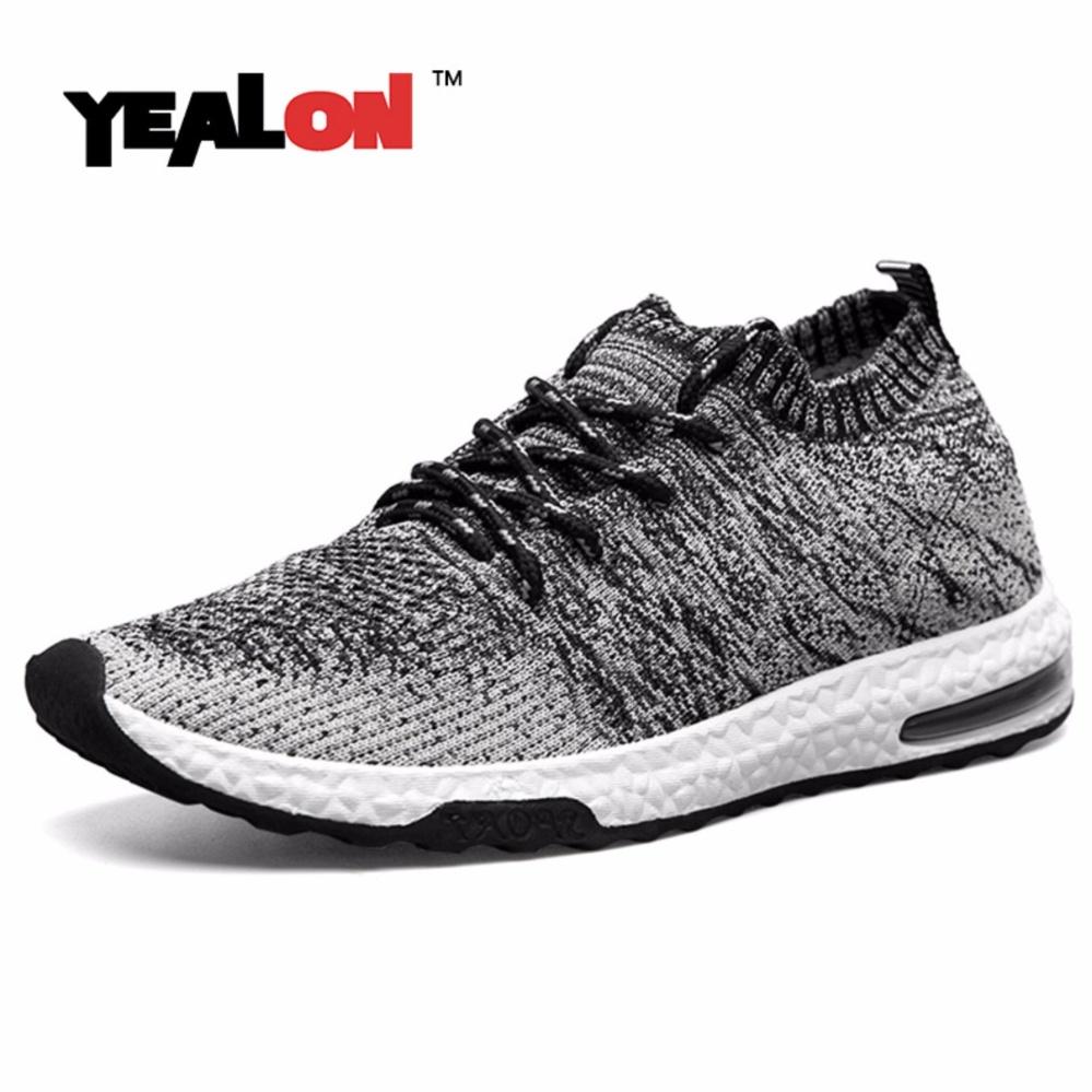 Jual Yealon Super Cool Sneaker Pria Menjalankan Sepatu Untuk Pria Krasovki Pria Sock Dart Berlari Sepatu Olahraga Run Sneaker Sneaker Man S Jogging Intl Ori