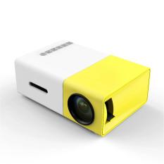Harga Yg300 Lcd Portabel Mini 1080 P Led Rumah Sinema Proyektor Teater Usb Sd Hdmi Steker Uni Eropa Intl Asli Oem