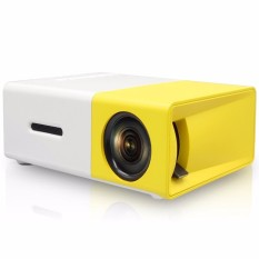 YG300 LCD Mini Portable 1080P LED Projector Home Cinema Theater USB SD HDMI - intl