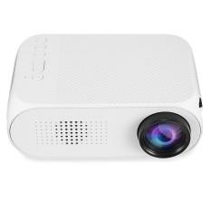YG320 Mini Portable Projector 400 - 600 Lumens 320 x 240P Support 1080P - intl