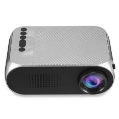 Yg320 Mini Portable Projector 400 600 Lumens 320 X 240P Support 1080P Eu Plug Intl Terbaru