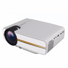 YG400 LCD Projector 1200Lm 800 x 480 Pixels 1080P Home Theater*UKPLUG - intl