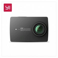 Promo Yi Kamera Aksi 4 K 2 12Mp Versi Internasional Hitam Malam Yi