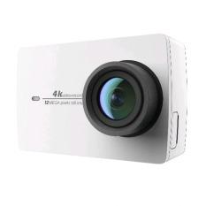 Harga Yi 4 K Kamera Aksi 2 12Mp Versi Internasional Mutiara Putih Fullset Murah