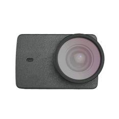 Review Yi 4 Kb Kamera Aksi Lensa Pelindung And Case Kulit Hitam Yi