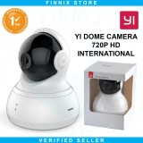 Jual Yi Dome Camera 720P Smart Ip Camera Cctv International Version White Murah