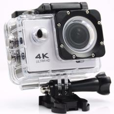 YICOE F60R Action Camera Dengan Wifi 16MP Waterproof 30M Mini Go Xiao Pro Yi