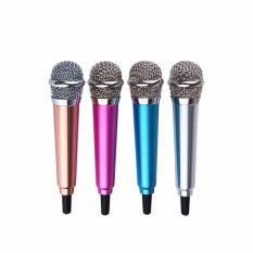 Jual Yika Mini Phone Microphone Cell Phone Recording Song Yy Small Microphone Microphone Apple Apple Microphone Intl Online Tiongkok
