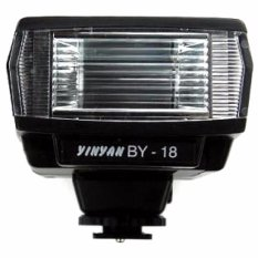 Yinyan Flash Kamera DSLR Canon Nikon Sony Olympus Pentax Hitam