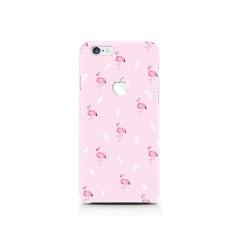 [YITSCASE] IPhone 6 PLUS 6 S PLUS SMARTPHONE HARD CASE PINK DESAIN EDISI KASUS POLIKARBONAT KOREA ORIGINAL (LOVELY FLAMINGO) -Intl