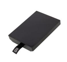 Yjjzb 20 GB HDD Keras Mendorong Disk Perlengkapan untuk Xbox 360 Internal Ramping Hitam-Internasional