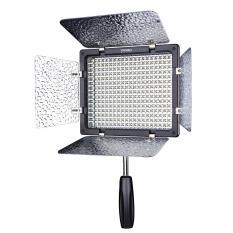 YN-300 III Kamera LED Video Ringan Dapat Disesuaikan Suhu Warna 5500 K untuk DSLR Canon Nikon Olympus Pentax Samsung Sony dengan IR Jarak Jauh Operasi-Internasional