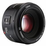 Beli Yn50Mm F1 8 Mounting Lensa Auto Fokus Bukaan Besar Untuk Canon Ef Eos Murah