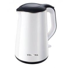 Daftar Harga Yong Ma Ketel Elektrik Electric Kettle Ymk 201 Putih Yong Ma