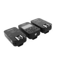 Yongnuo 1 x YN-622N-TX + 2 x YN-622N RX i-TTL LCD Wireless Flash Controller Wireless Flash Trigger Transceiver For Nikon D70 D70S D80 D90 D200 camera