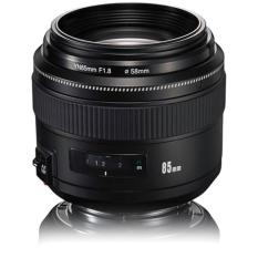 Yongnuo 85mm f/1.8 Lens for Canon - Hitam