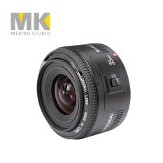 YONGNUO YN Lensa 35mm F/2 Besar Lubang Lensa Sudut Lebar Lensa Fokus Otomatis For Canon EOS DSLR Kamera