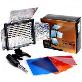 Diskon Yongnuo Yn 160 Led Vedio Light Uses 160 Pieces Led Lamps For S Camcorders For Sony Canon Nikon Akhir Tahun