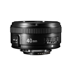 YONGNUO YN 40mm F2.8N AF MF Sudut Lebar Lensa untuk Nikon DSLR Kamera F2.8 Aperture Besar